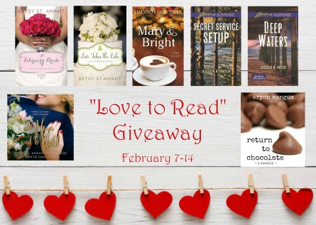 Love to Read Giveaway